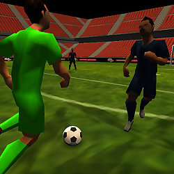 3D Soccer Champions