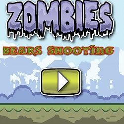 Zombies Bears Shooting