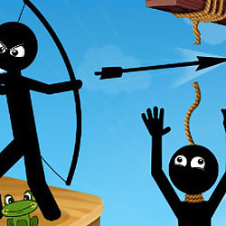 Bow Master Stickman Hero